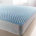 Ultimum coolblue egg mattress topper 350 - single 3ft0