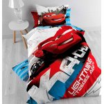 Disney Cars Lightning Duvet Cover Set For Kids - Multicoloured - Single 3ft