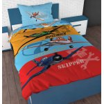 Disney Planes Heroes Duvet Cover Set For Kids - Multicoloured - Single 3ft