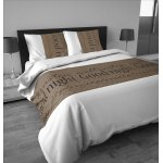 Sleep Time Goodnight Duvet Cover Set - Crème - Single 3ft