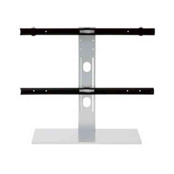 """M Universal Tablestand HD Silver for 46\""""-63\"""" TVs"""