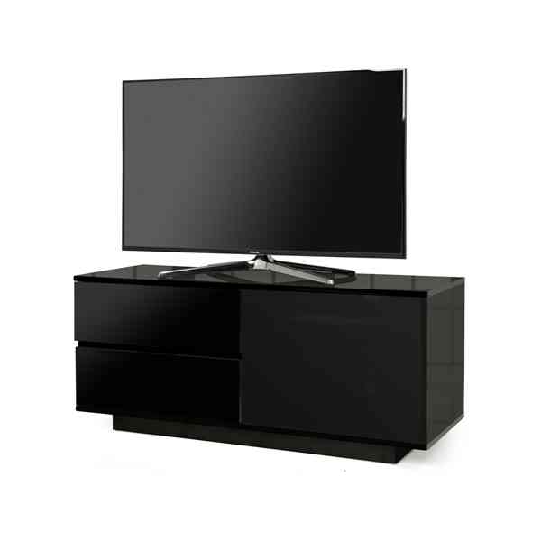 "MDA Gallus Ultra Gloss Black TV Cabinet For 55"" TV\'s"