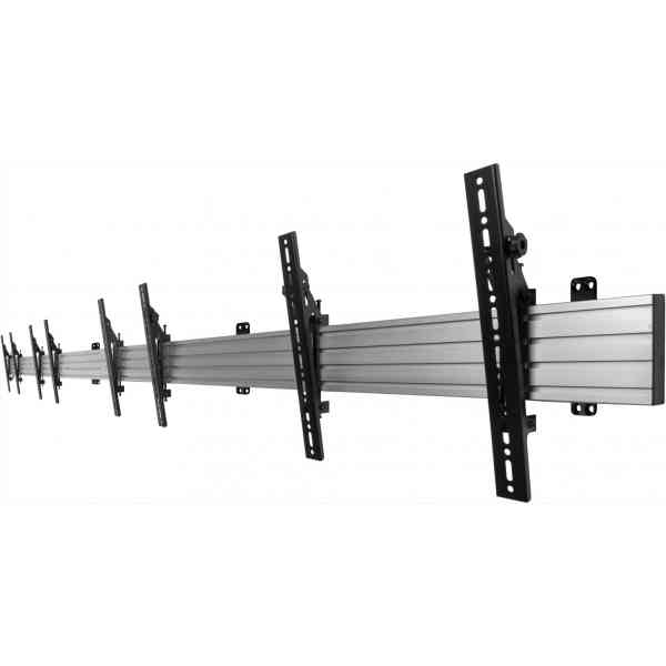 "B-Tech Menu Board Mounting System for upto 4x 55\"" Screens"