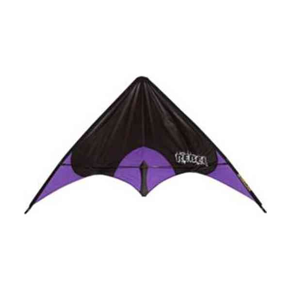 Signature Series 10037 Rebel Kite - Purple