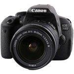 Canon EOS 700D  18-55mm
