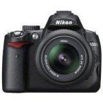 Nikon D5000  18-55mm VR