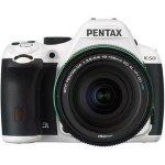 Pentax K-50  18-135mm