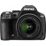 Pentax K-50  18-55mm