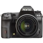 Pentax K-3  18-55mm