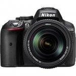 Nikon D5300  18-140mm VR