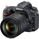 Nikon D750  24-120mm VR