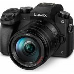 Panasonic Lumix DMC-G7  14-140mm