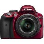 Nikon D3300  18-55mm VR II