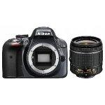 Nikon D3300  AF-P 18-55mm VR