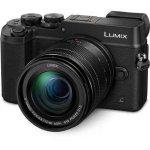 Panasonic LUMIX DMC-GX8  12-60mm OIS
