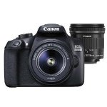 Canon EOS 1300D  18-55mm III  10-18mm IS STM