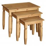 Santa Fe SF907 Nest of tables