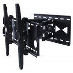 "TWIN ARM WALL MOUNT FOR 35"" - 70"" TV's"