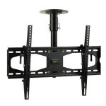 "B GRADE Telescopic Tilting Ceiling Mount for 37""-60"" TV's"