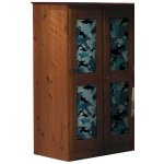 Boys Pine Tallboy with Camouflage Design