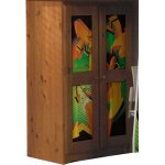 Boys Pine Tallboy with Graffiti Design