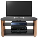 "Stil Stand Light Oak TV Stand For Up To 50"" TVs"