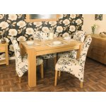 Baumhaus Aston CVR04A Dining Table - Oak / Table Only