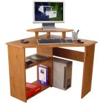 Teknik French Gardens Corner Pine Desk