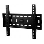 "Medium Fixed Black LCD Wall Mount Bracket - 26"" - 40"" TV's"