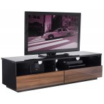 UK-CF High Gloss Walnut Cabinet For TVs up to 60""