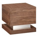Jual JF613 Lamp Table in Walnut