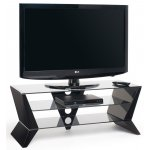 "DE110B Delta TV Stand for up to 55"" TVs"