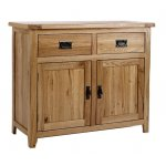 Westbury Reclaimed Oak Small Sideboard