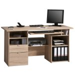 Maja Kensington Oak Computer Desk