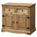 Core Products Corona Pine Small Sideboard