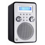 Roth DBT-001 Black DAB Radio with Bluetooth