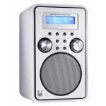 Roth DBT-001 White DAB Radio with Bluetooth