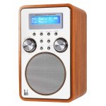 Roth DBT-001 Walnut DAB Radio with Bluetooth