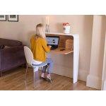 Stil Furniture Scribe Oak Workstation