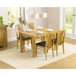 Mark Harris Charlotte Solid Hardwood Dining Set