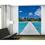 1Wall Maldives Jetty Wall Mural
