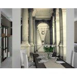 1Wall Colonnade Wall Mural