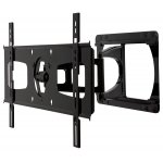 "Peerless SLWS350/BK Slimline Articulating Wall Mount for up to 55"" TVs"