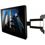 B GRADE/Box slightly damaged B-Tech Ventry BTV514/B Ultra-Slim Double Arm TV Bracket