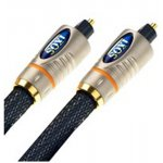 IXOS Overture XHD308-100 TOSlink to TOSLINK 1m Optical Cable