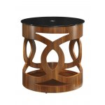 Jual JF103 Walnut Lamp Table
