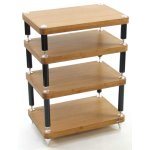 Evoque Eco 4 Tier Medium Bamboo