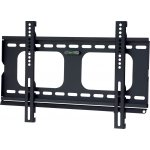"UM105S Fixed Super Thin Wall Mount Bracket - Black 24"" - 42"" TVs"