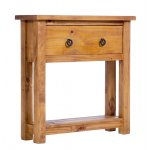 Core Products Farmhouse FH701 Pine Console Table