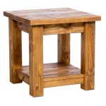 Core Products Farmhouse FH706 Pine Lamp Table
